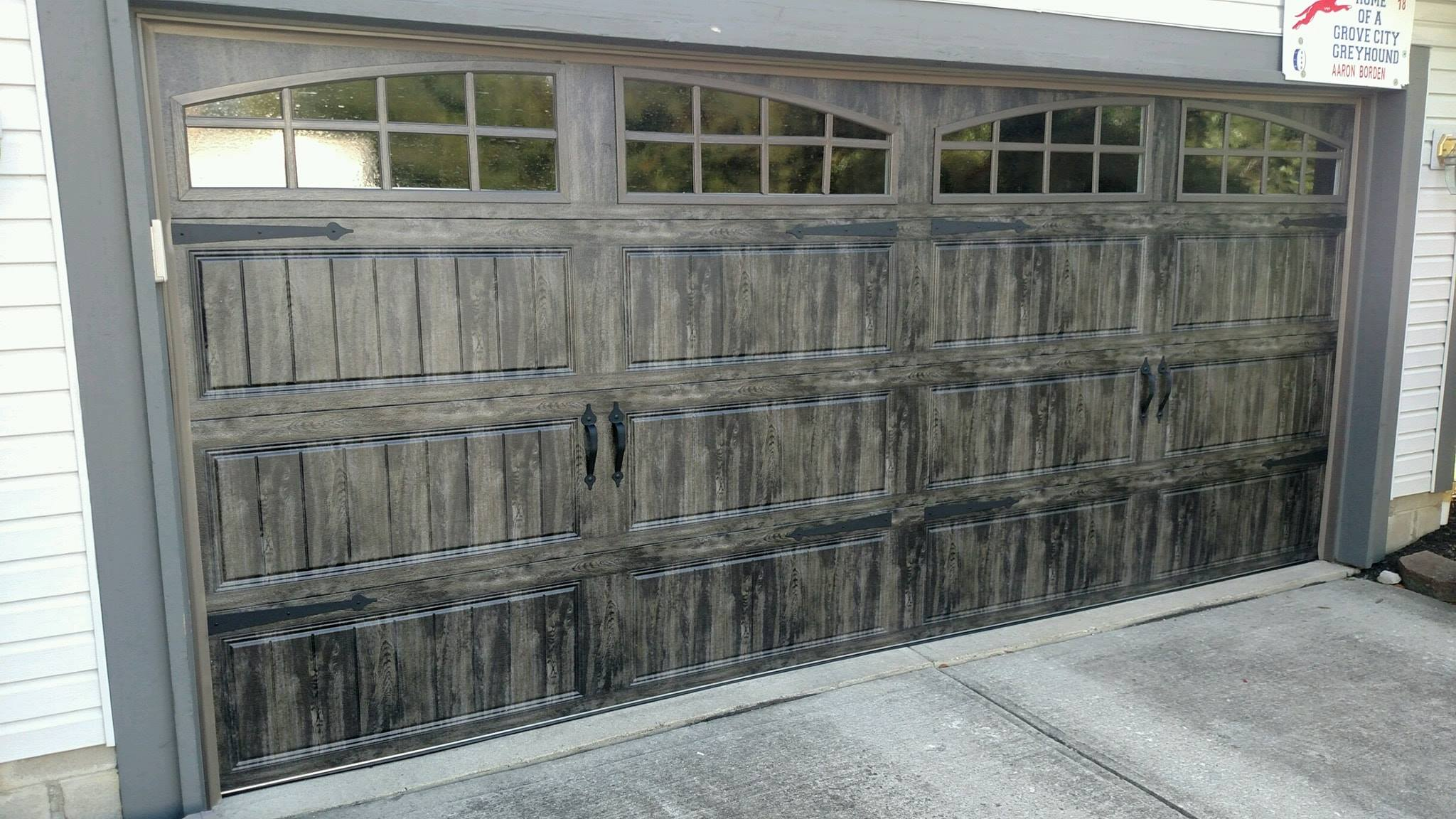 Clopay Gallery Series Grove City Garage Door 174 Inc 614